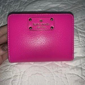 NWT Kate Spade Cara Wellesley Leather Wallet